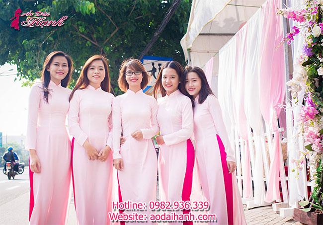 Áo dài Hạnh – trung tâm cho thuê áo dài đẹp