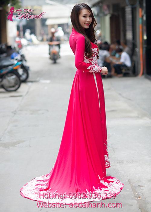 Chọn áo dài cưới theo vóc dáng 1