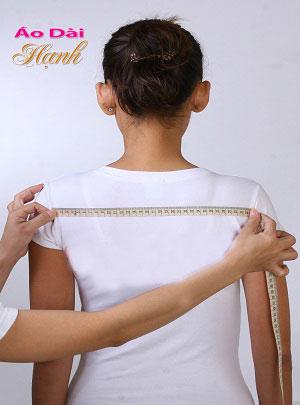 Hướng dẫn lấy số đo áo dài 12