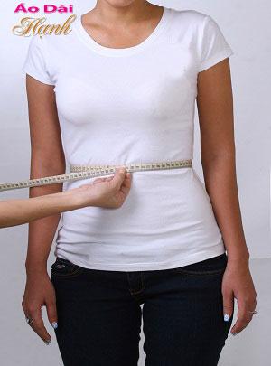 Hướng dẫn lấy số đo áo dài 13