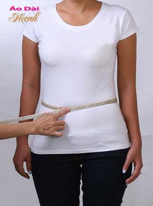 Hướng dẫn lấy số đo áo dài 14