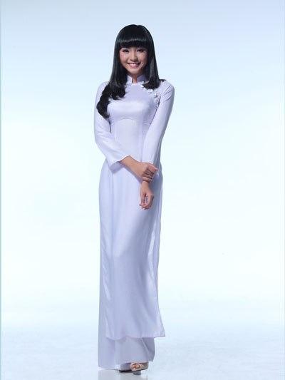 May áo dài trắng nữ sinh 3