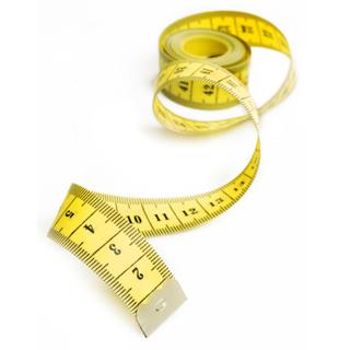Thước dây may đo áo dài