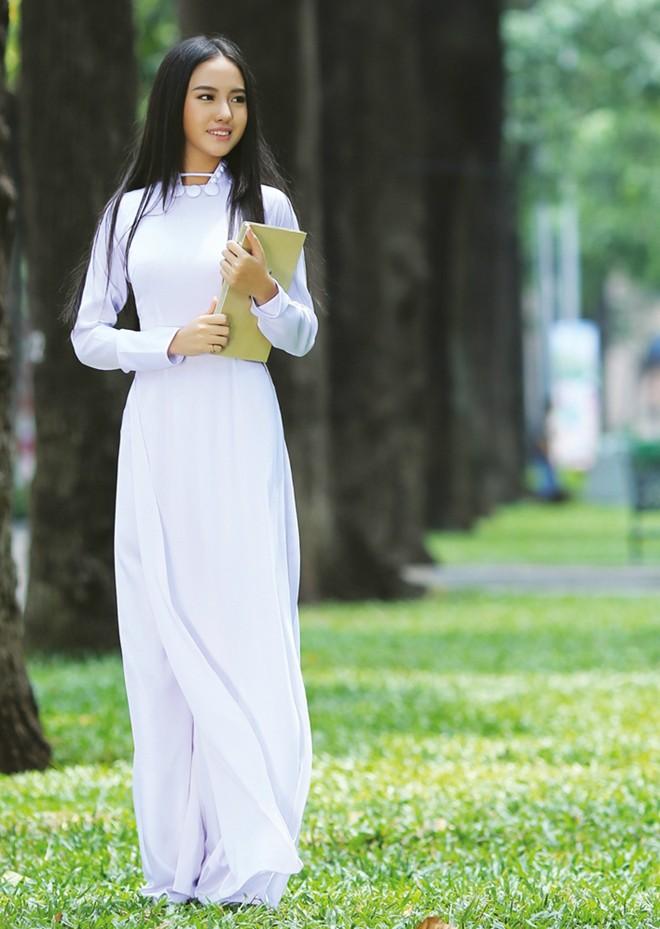 May áo dài trắng nữ sinh ở đâu HCM
